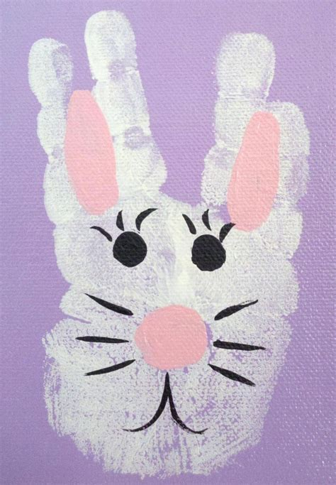 rabbit craft projects easter bunny kid s craft