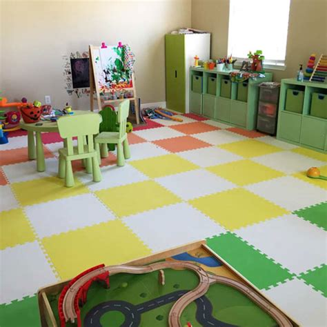 Rubber Flooring For Daycare by Foam Mats Interlocking Foam Mats Foam Mat