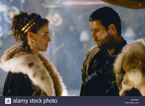 russell crowe gladiator 2000 stock photo royalty free connie nielsen russell crowe gladiator 2000 stock photo