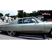 1972 Chevrolet Impala Custom Donk On 26 Forgiatos  HD YouTube