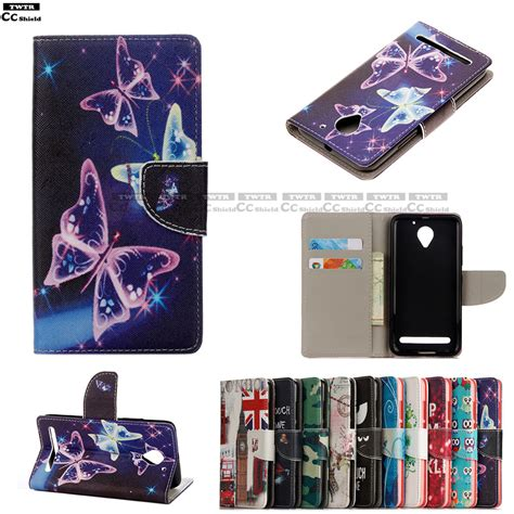 Lenovo Vibe C Flipcase Canvas Wallet Flipcover Flip Casing Cover flip for lenovo c2 power dual sim td lte flip phone leather cover for lenovo vibe c2