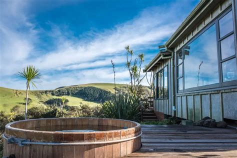 airbnb new zealand west coast private hilltop hideaway the best airbnb