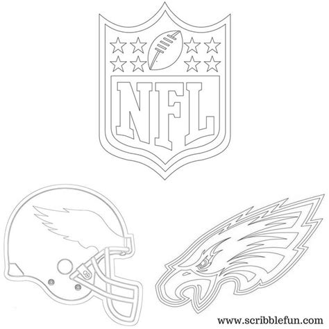 coloring page philadelphia eagles top 10 free printable philadelphia eagles coloring pages