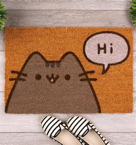 Hi Doormat by Pusheen Hi Door Mat