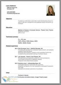 How Do You Write A Resume by 15 Cool How You Write A Resume To When No Skills If Didn T Finish College Are 50