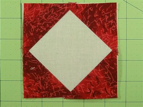 Square In A Square Quilt Block Pattern by Square In A Square Quilt Block Problems