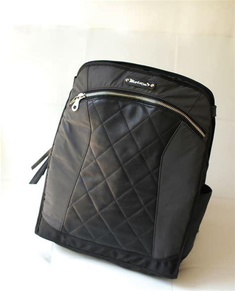 Totebag Backpack Go Left the bag black