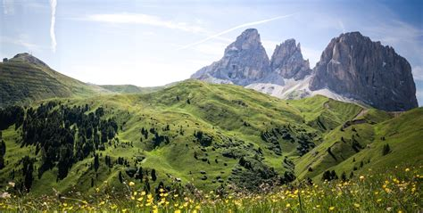consel sella visite des dolomites en italie entre montagnes et vall 233 es
