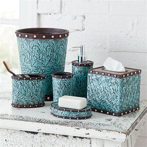 turquoise and brown bathroom 17 best images about western bathroom trends on pinterest