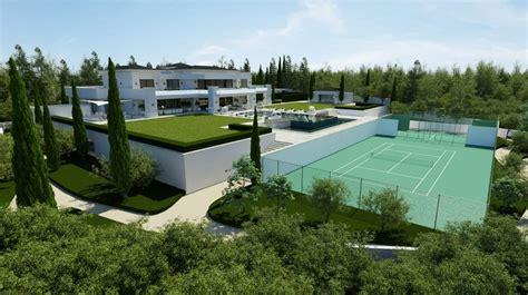 Spanish Style Bedroom Furniture luxueuse villa par ark architects san roque espagne