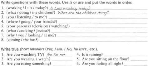 preguntas abiertas en ingles con wh tenses in english exercises about future and present