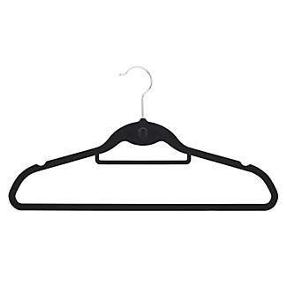 Hanger Hook Gantungan Baju Anti Slip 4 non slip hangers with hook lakeland