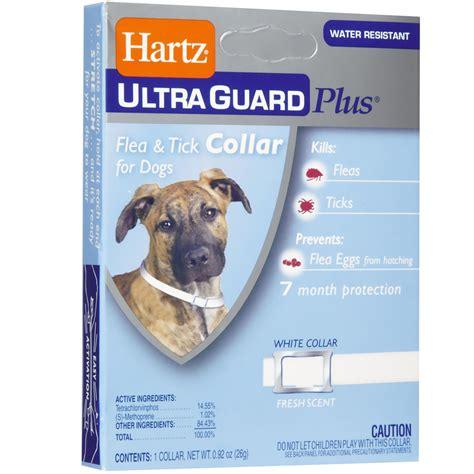 flea collars for dogs hartz ultraguard plus flea tick collar