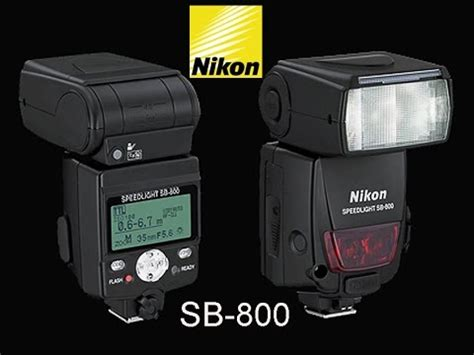 tutorial flash nikon nikon sb 800 hands on review flash tutorial portugues
