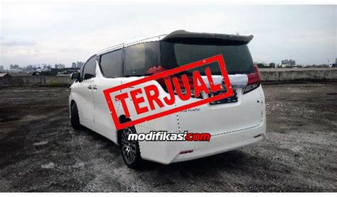 2015 Toyota Alphard 2 5 G At 2015 toyota alphard 2 5 g atpm new model