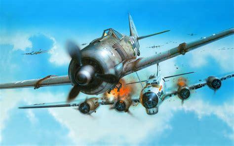 world war ii fw  focke wulf luftwaffe germany