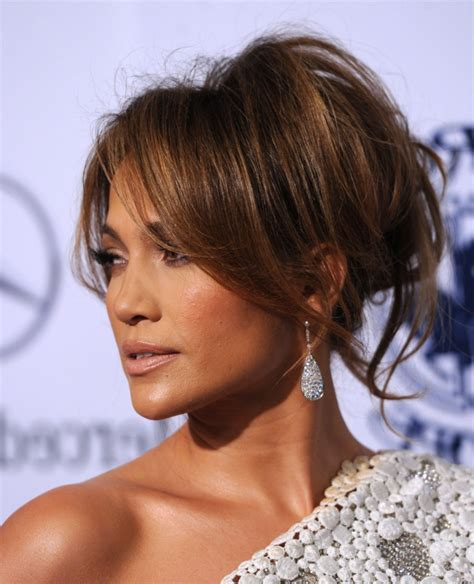 jay lo hairstyles hair crush wednesday jennifer lopez s icon worthy styles