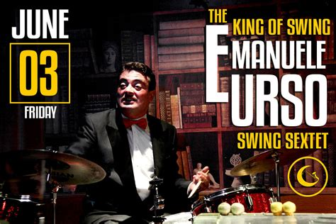 who was the king of swing the king of swing gregory s jazz club locali a roma
