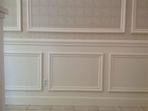 Wainscot Chair Rail by Install Chair Rail Yourself With Tips From Diy Network Or