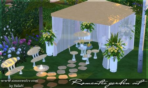 sims 4 olive garden garden set by hellen at sims creativ 187 sims 4 updates