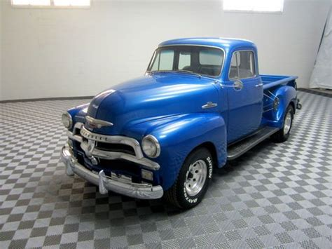 Cheysa New Series find new 1955 chevy 1st series 5 window truck frame restored new everything in