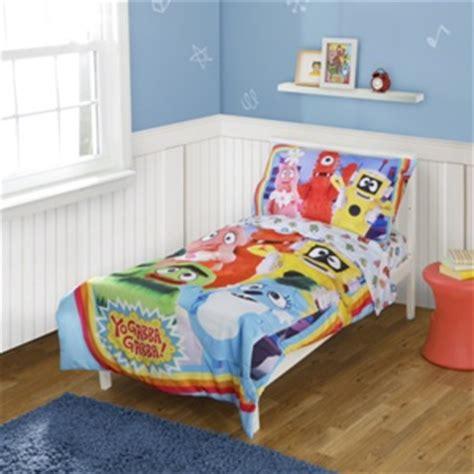 Yo Gabba Gabba Bedding by Yo Gabba Gabba Introduces New Bedding At Walmart And