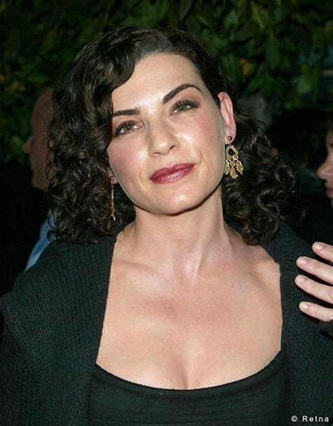 Julianna Margulies New Hair Cut | julianna margulies cool curly hair