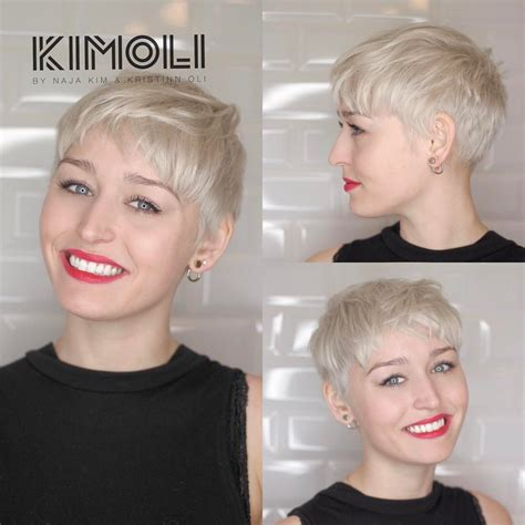 pixie cuts for thin hair and oblong faces 30 cute pixie cuts short hairstyles for oval faces