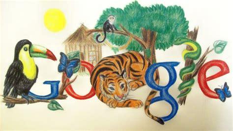 30 Beautiful Google Doodles