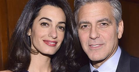 actor george clooney wife george clooney says it s tough being his wife so spare a
