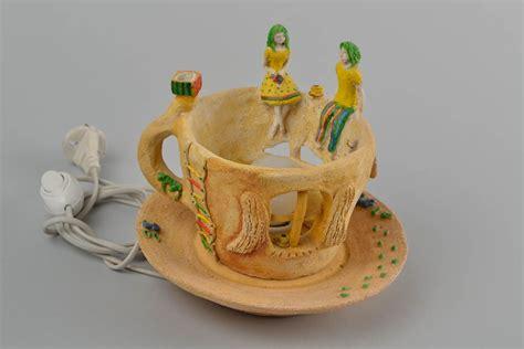 kerzenhalter keramik madeheart gt kerzenst 228 nder aus keramik handgefertigt