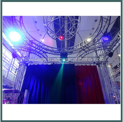 theatrical curtain track electric motor stage curtain track