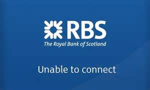 rbs bank holidays rbs customers unable to check accounts with mobile