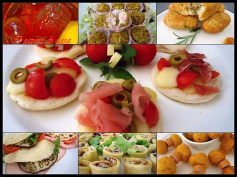 aperitivi fatti in casa happy hour casalinghi ricette facili ed economiche