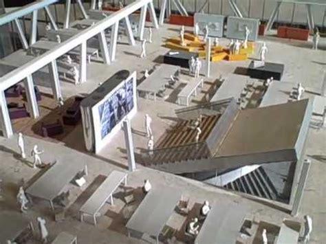 3d Office Floor Plan the construction of milstein hall part 7 studio floor