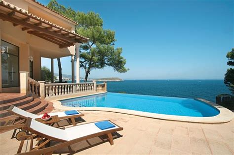 holiday appartments in spain high quality villas rentals holiday rent a villa in spain