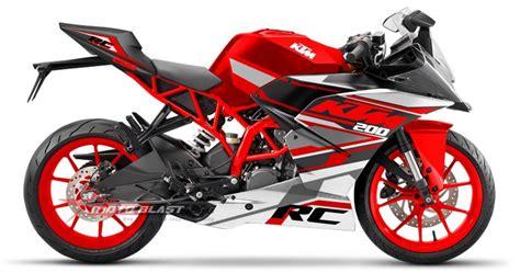 Ktm 200 Black Ktm Rc 200 Spirit By Motoblast Maxabout News