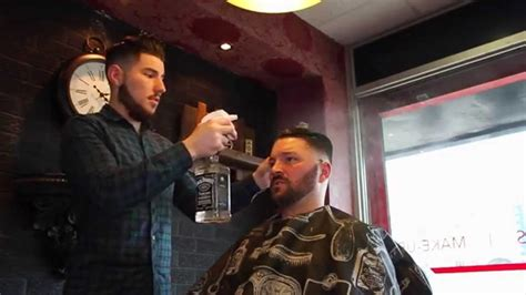 thee mens room barbershop newcastle youtube