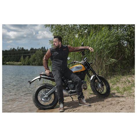 Motorrad Hose Herren Jeans by Trilobite Acid Scrambler Herren Motorrad Jeans Schwarz