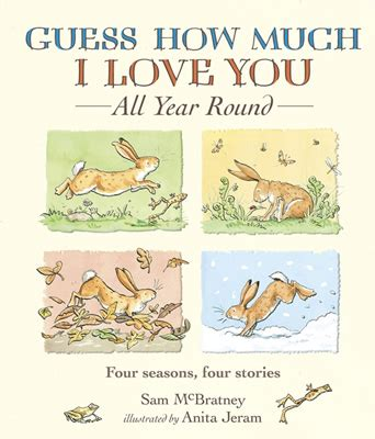 Guess How Much I You In The Winter By Sam Mc Bratney Jeram guess how much i you all year