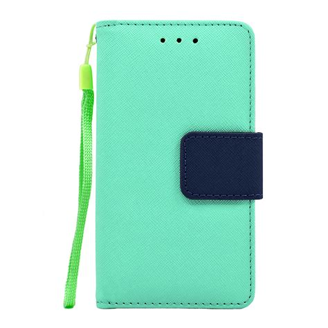 Samsung J5 Leather Wallet Sarung Dompet Armor Cover Flip Casing saapni samsung galaxy j5 2016 leather wallet pouch cover light green wcfc09 samj510lg