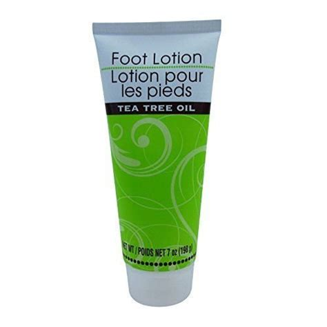 April Bath And Shower Products april bath amp shower tea tree oil foot lotion 7 oz health