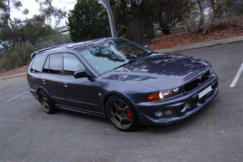 mitsubishi galant vr4 mitsubishi legnum vr4 awd 6a13 turbo racing