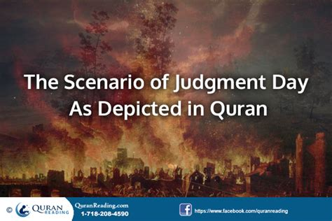 reality of day in islam the scenario of judgment day as depicted in quran