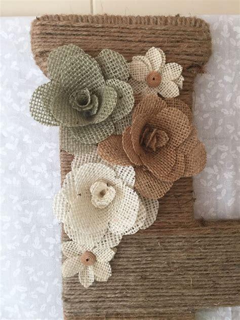 Burlap Roses Handmade - best 20 burlap roses ideas on