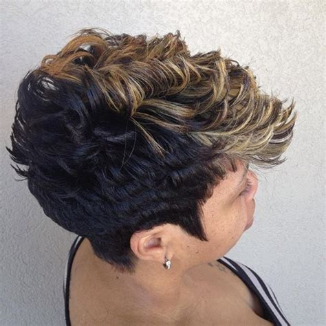 images of somewhat spike womens hair that doesnt look wet 20 short spiky hairstyles for women style designs