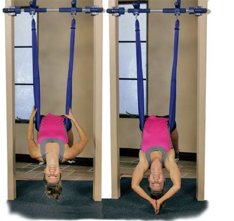aerial swing yoga galleon aerial yoga swing and frame