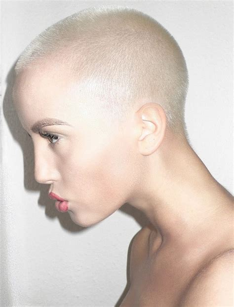 buzzed hair and balding 1000 ideas about female head shave on pinterest forced