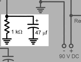 cathode bypass capacitor voltage rating the aa8v twinplex regenerative receiver schematic diagrams and circuit descriptions