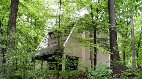 frank lloyd wright tree house frank lloyd wright inspired treehouse up for grabs in pa realtor com 174
